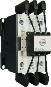 Contactor with Pre-charge Resistors