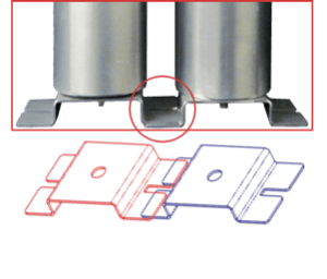 Capacitor Mounting Accessories