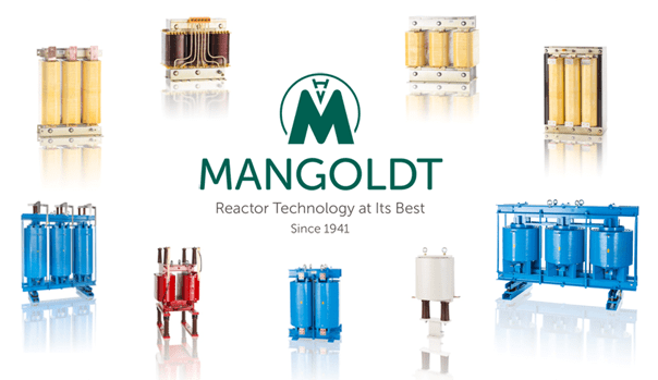 Mangoldt reactors