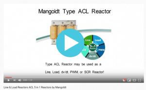 Mangoldt Line Load Reactor